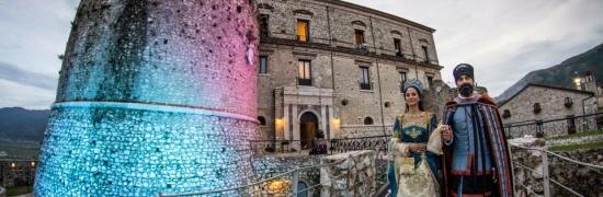"""Rievocazione storica """"Alla Tavola della Principessa Costanza"""", 11- 12 e 13 agosto 2017"""